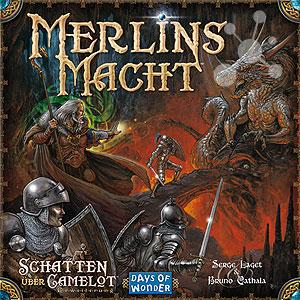 Schatten über Camelot - Merlins Macht