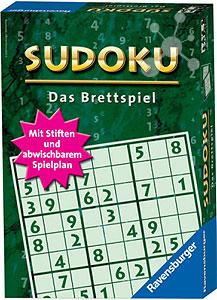 Balajee Kannan Ravensburger Sudoku Brettspiel pleasure focuses combat