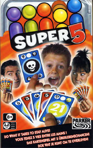 Super 5 Spiel