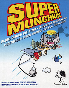 Super Munchkin (dt.)