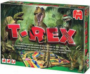 T Rex Spiel