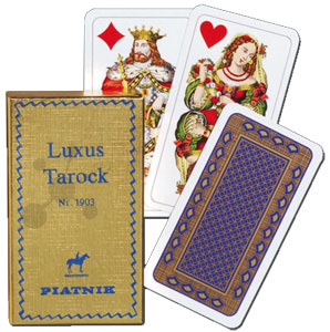Tarock Luxus Spielkarten
