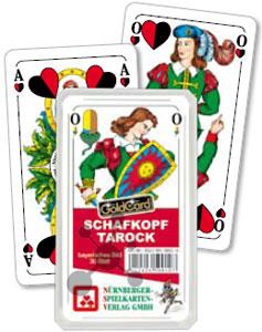 Tarock Schafkopf - Bayrisches Blatt