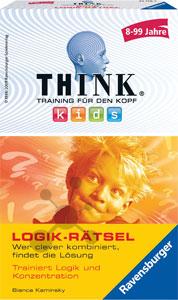 Think Kids - Logik-Rätsel
