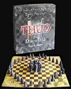 Thud   Terry Pratchett's Discworld   Board Games