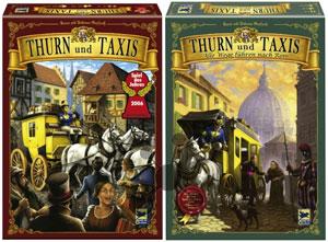 Thurn und Taxis + Alle Wege führen nach Rom - Bundle