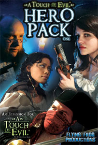 A Touch of Evil - Hero Pack One (engl.)