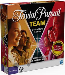 Trivial Pursuit Team Deutschland Edition
