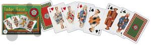 Tudor Rose Spielkarten