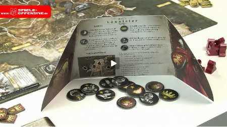 Der Eiserne Thron Edition Das Brettspiel 2