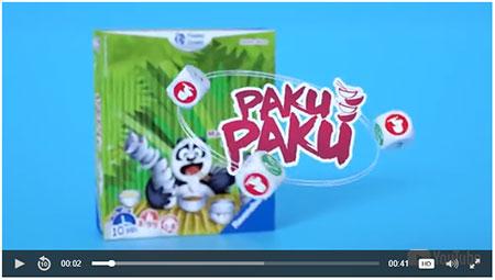 Paku Paku Spiel