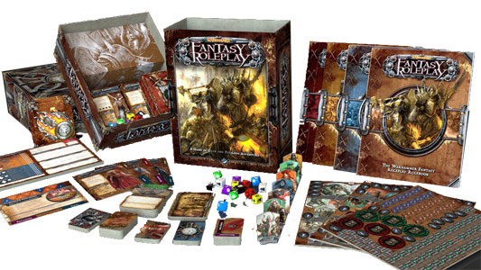 Warhammer Fantasy Roleplay Core Set (engl.)