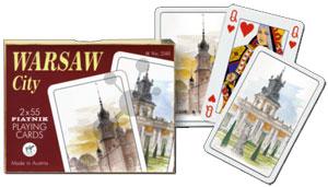 Warsaw Spielkarten
