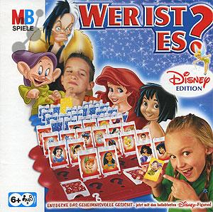 Wer ist es? - Disney Edition