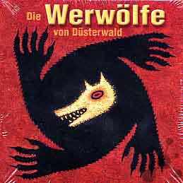 Die Werwölfe von Düsterwald (dt.)