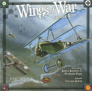Wings of War I - Famous Aces