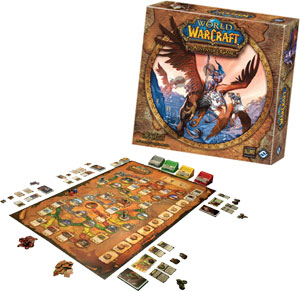 World of Warcraft - The Adventure Game (engl.)