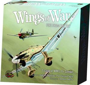 Wings of War II - Fire from the Sky