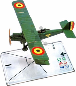 Wings of War Miniatures I - RAF R.E. 8 - Aviation Militaire