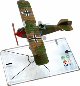Wings of War Miniatures I - UFAG C.I - Luftfahrttruppen 2