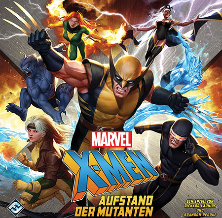 X-Men: Aufstand der Mutanten