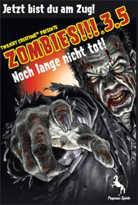 Zombies!!! 3.5 - Noch lange nicht tot!