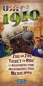 Zug um Zug - 1910 Erweiterung