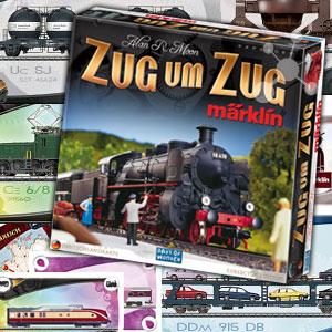 Zug um Zug - Märklin Ausgabe