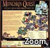Munchkin Quest - Das Brettspiel (dt.)