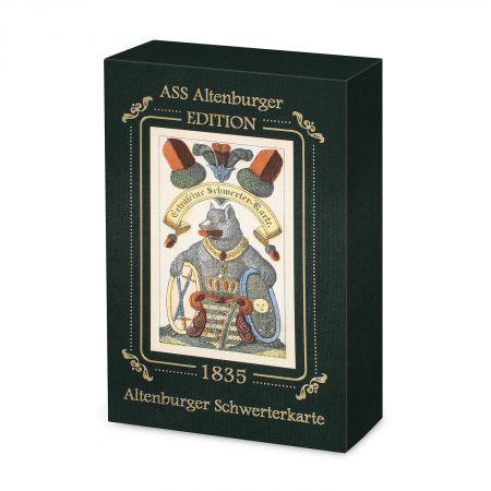 Edition – Altenburger Schwerterkarte 1835