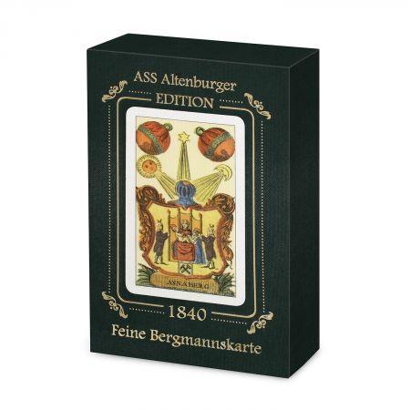 Edition Feine Bergmannskarte 1840