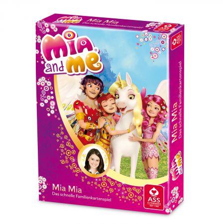 Mia and me - Das schnelle Familienkartenspiel
