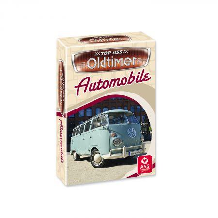 TOP ASS - Oldtimer Quartett – Automobile