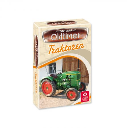 TOP ASS - Oldtimer Quartett – Traktoren