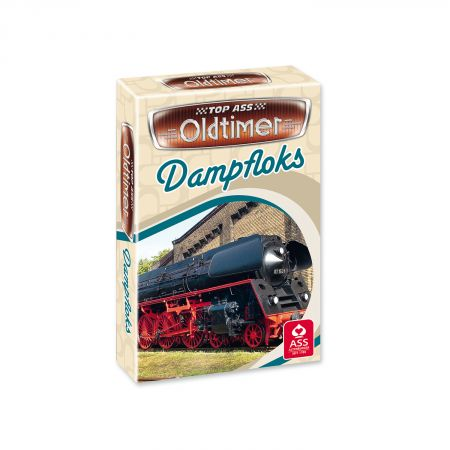 TOP ASS - Oldtimer Quartett – Dampfloks