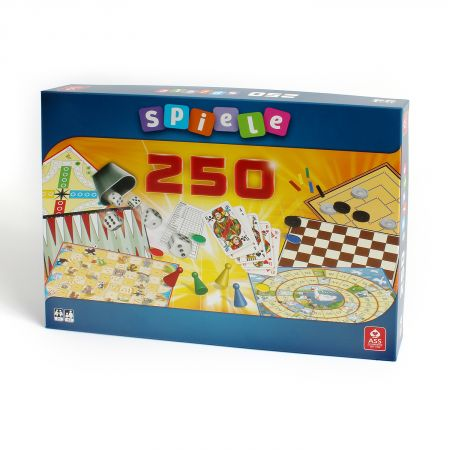 Spielesammlung 250