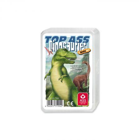 TOP ASS - Dinosaurier Quartett