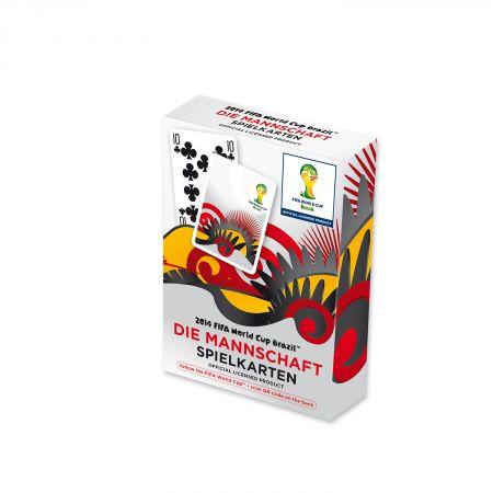 "FIFA World Cup Brazil™ – ""Unsere Jungs"" Spielkarten"