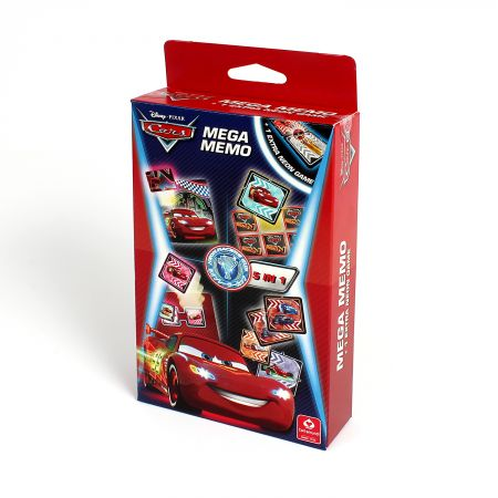 Disney Cars Neon – Mega Memo