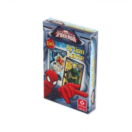 Spiderman – Action Game Quartett